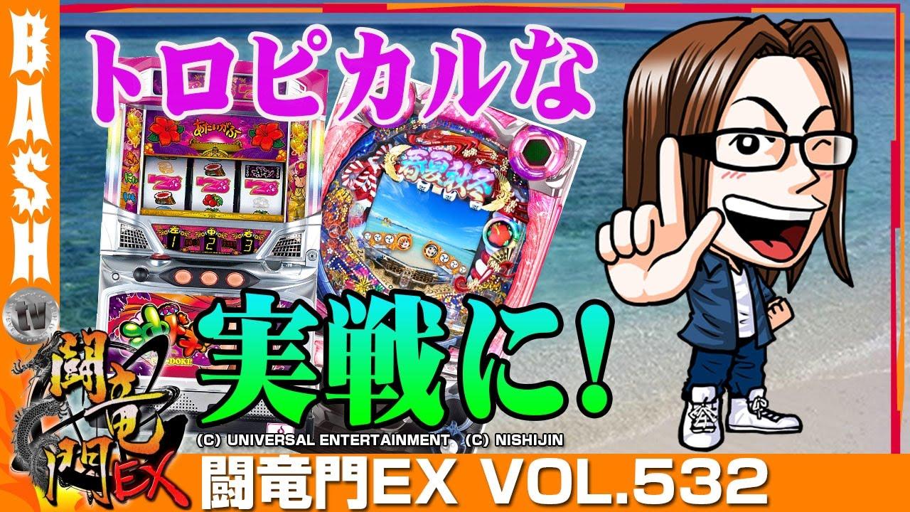 闘竜門EX vol.532《DSG MEGA WORLD》よっしー